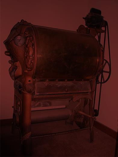peets coffee roaster