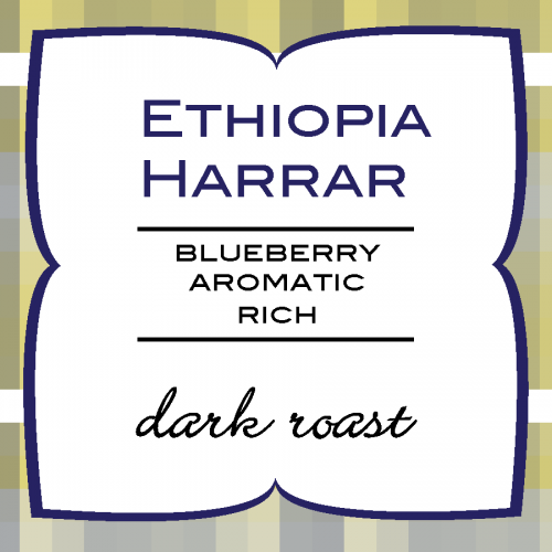 Paramour Coffee - Ethiopia Harrar