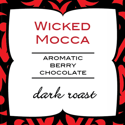 Paramour Coffee - Wicked Mocca