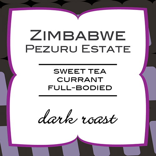 Paramour Coffee - Zimbabwe